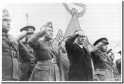 Despedida de las Brigadas Internacionales. Capítulo: Barcelona, 1938