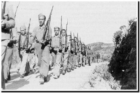 Ejército popular en el Ebro