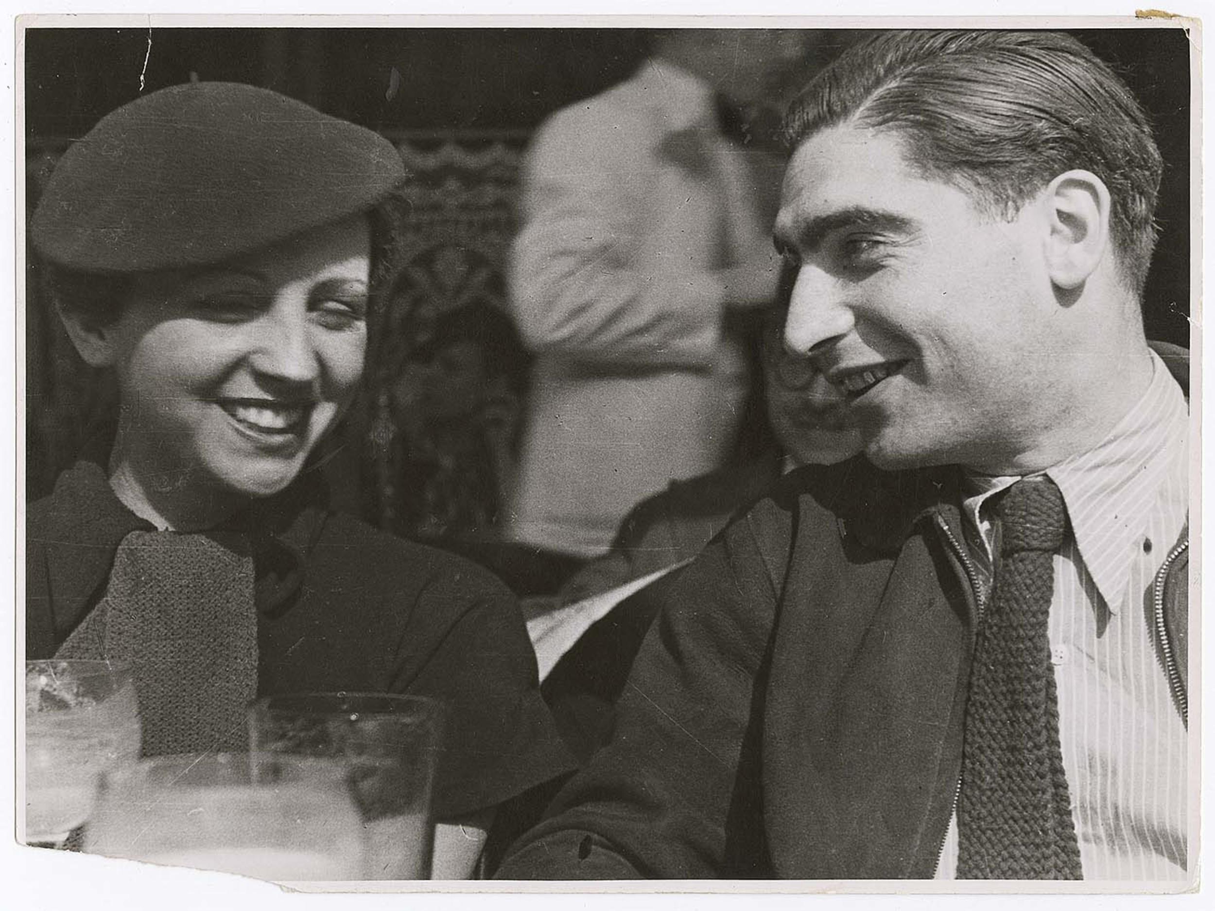 Capa y Gerda en París