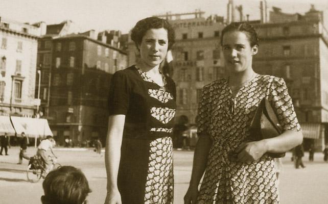 elizabeth-eidenbenz-izq-y-marc3ada-garcc3ada-torrecillas-dech-en-1942-antes-de-ir-a-mexico-publico-es