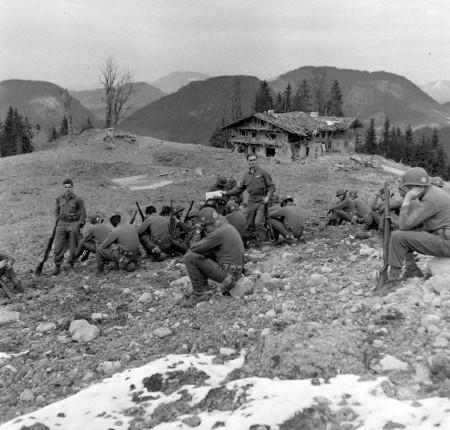 BERCHTESGADEN - 1945