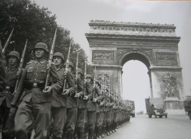 nazis-paris