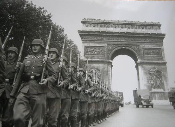 nazis-paris