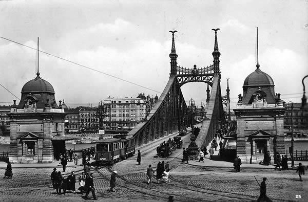 puente_libertad_budapest_principios_siglo_20