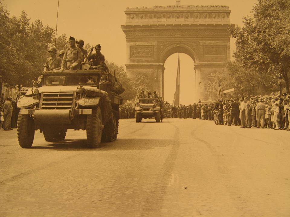 El Tunise 43 conCampos al mando